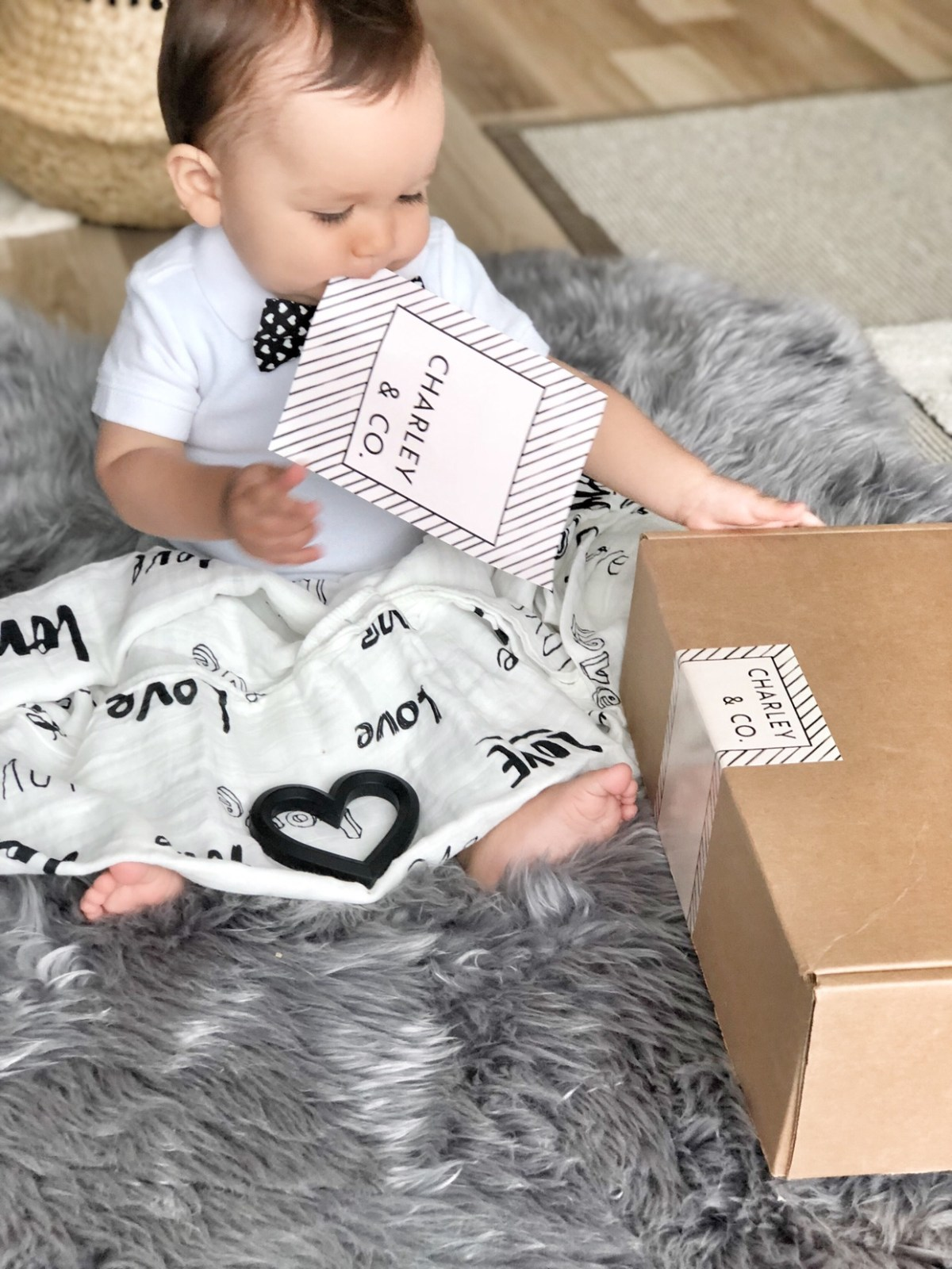baby subscription box - Charley & Co