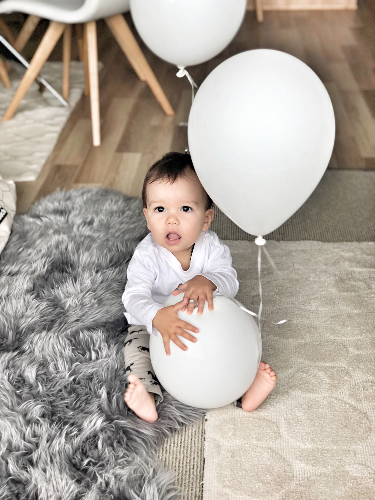 Hudson's 1 Year Update – From Baby to Toddler