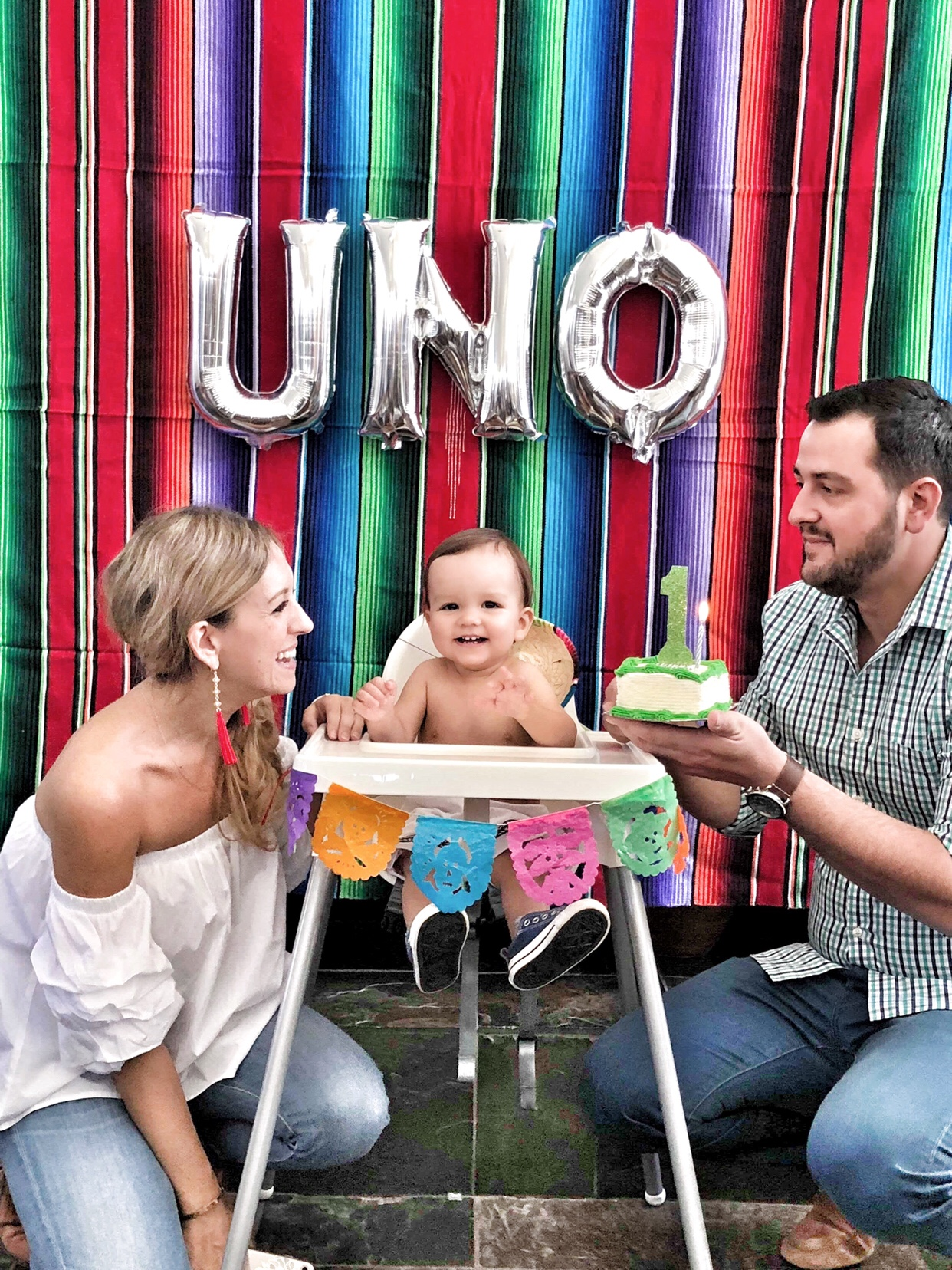Hudson's First Fiesta! How to Create a Themed Birthday Party
