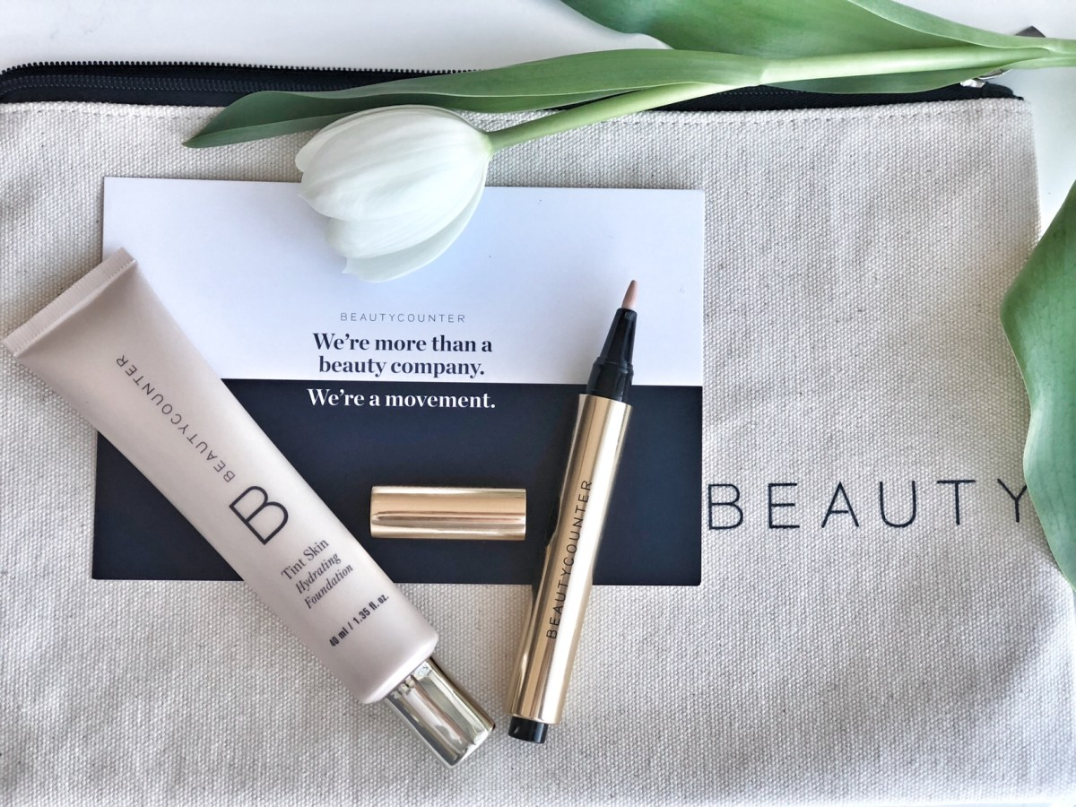 Beautycounter Tint Skin and Foundation Review