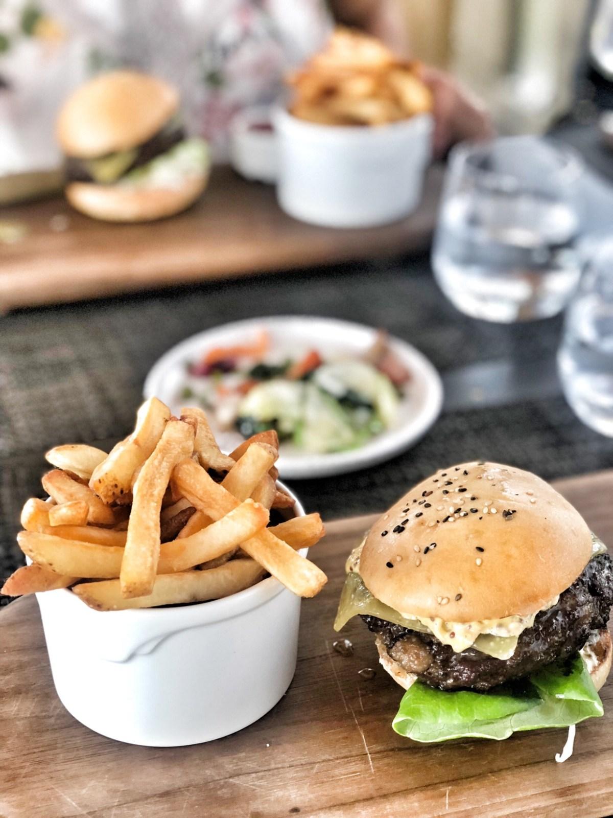 Mission Hill Burger