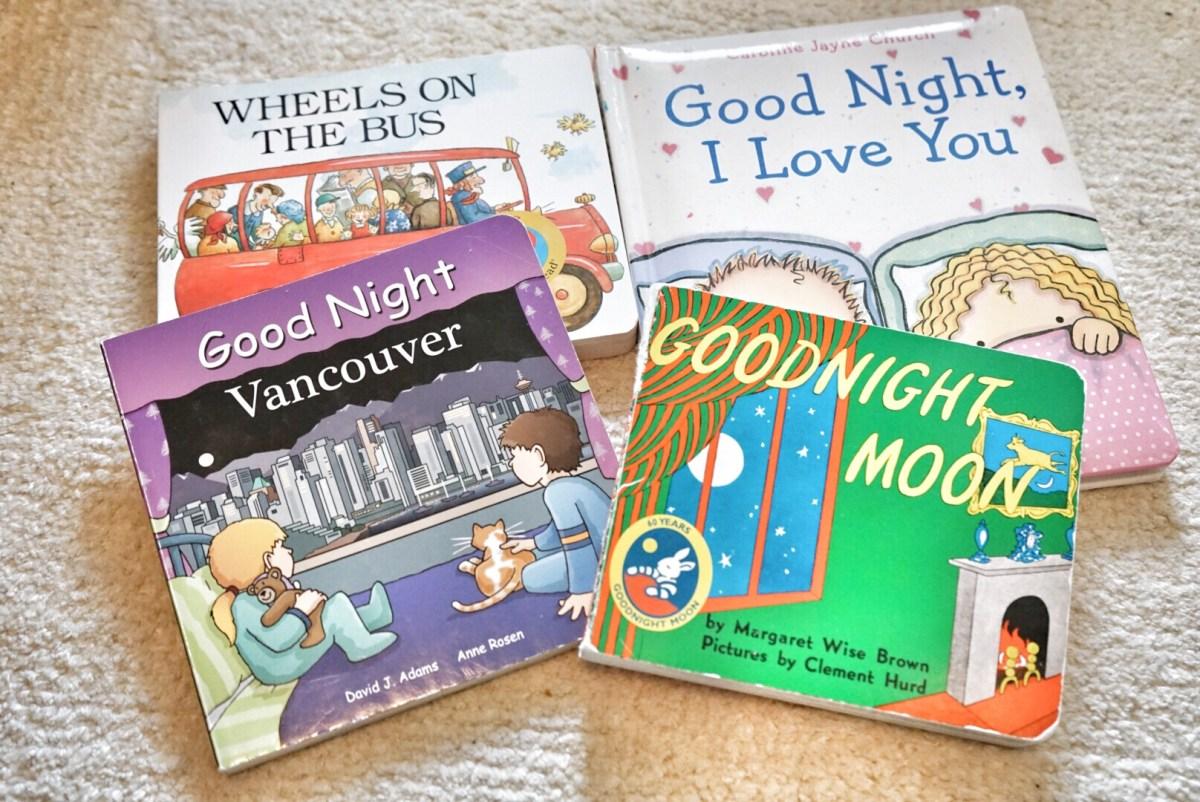 best books for bedtime