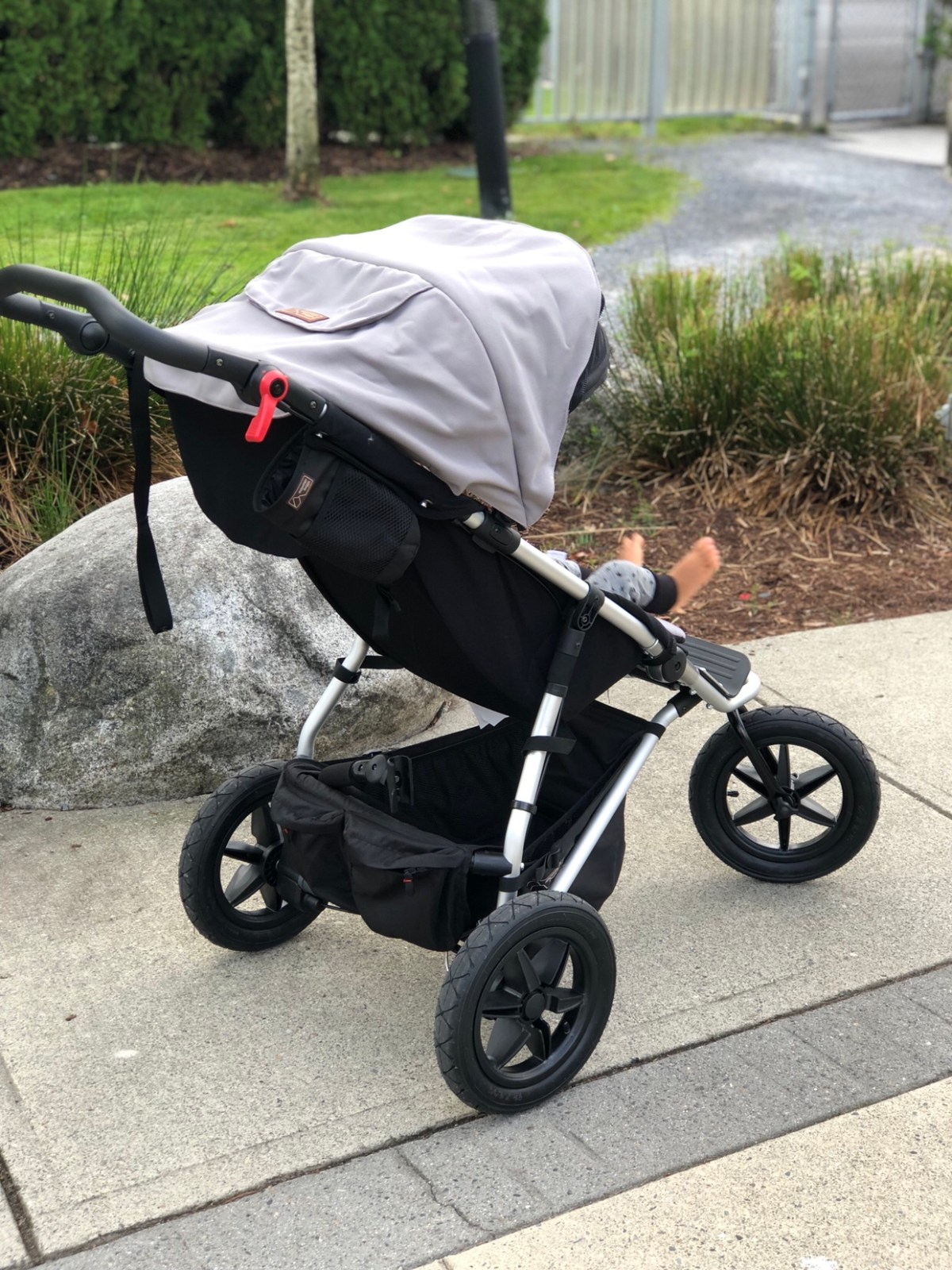 Mountain Buggy urban jungle stroller review