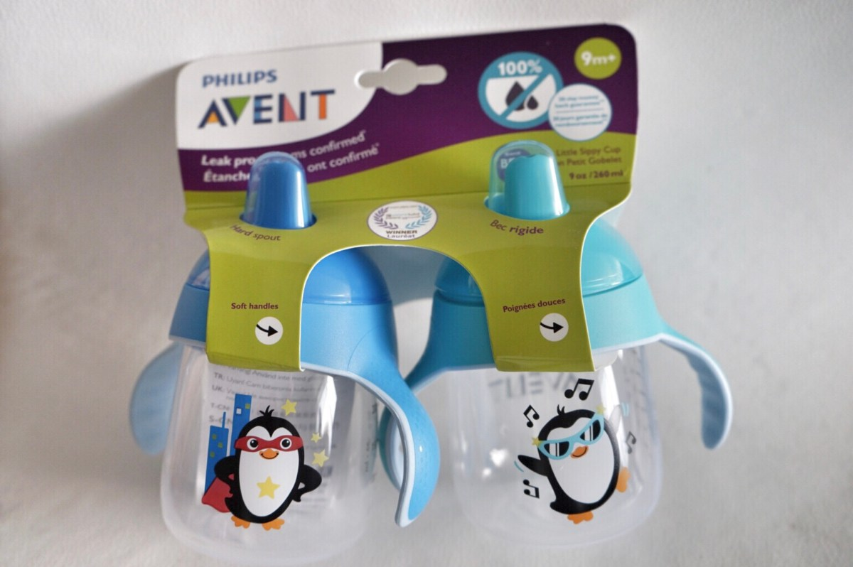 penguin sippy cups