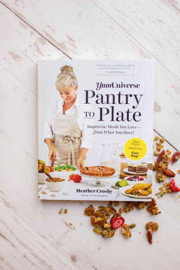 Pantry to Plate by @Heathercrosby of Yum Universe || on @thismessisours