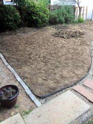 yard finished