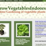 Grow Vegetables Indoors