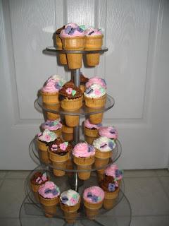 Cake cones