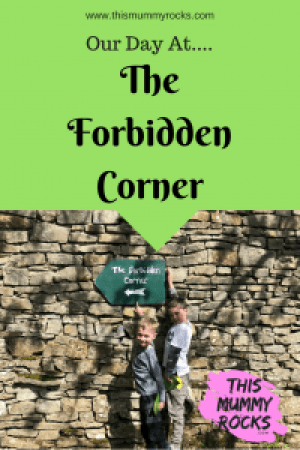 The Forbidden Corner