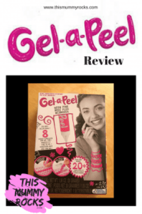 gel a peel review