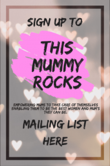 Sign up to this mummy rocks mailing list