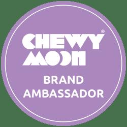 ChewyMoon Brand Ambassador Badge