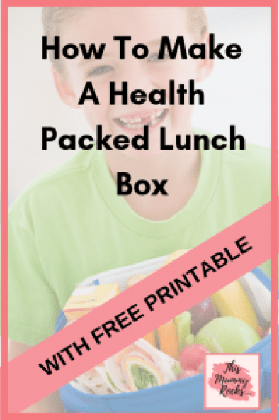 How To Make A Health Packed Lunch Box