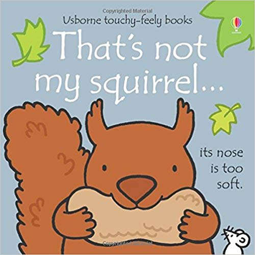 thats not my squirrel Autumn childrens books to share with your family
