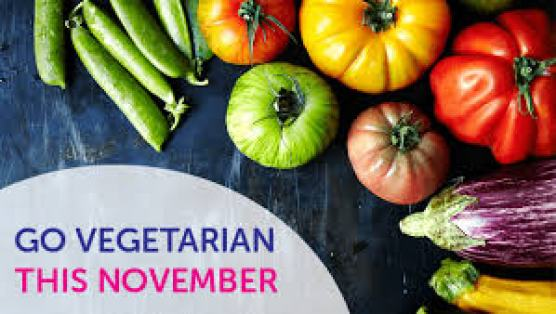 Cancer Research UK Veg Pledge.