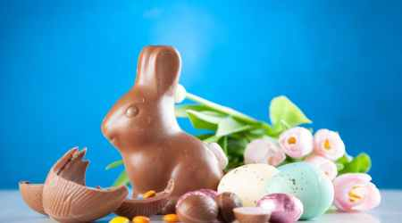 easter choc bunny