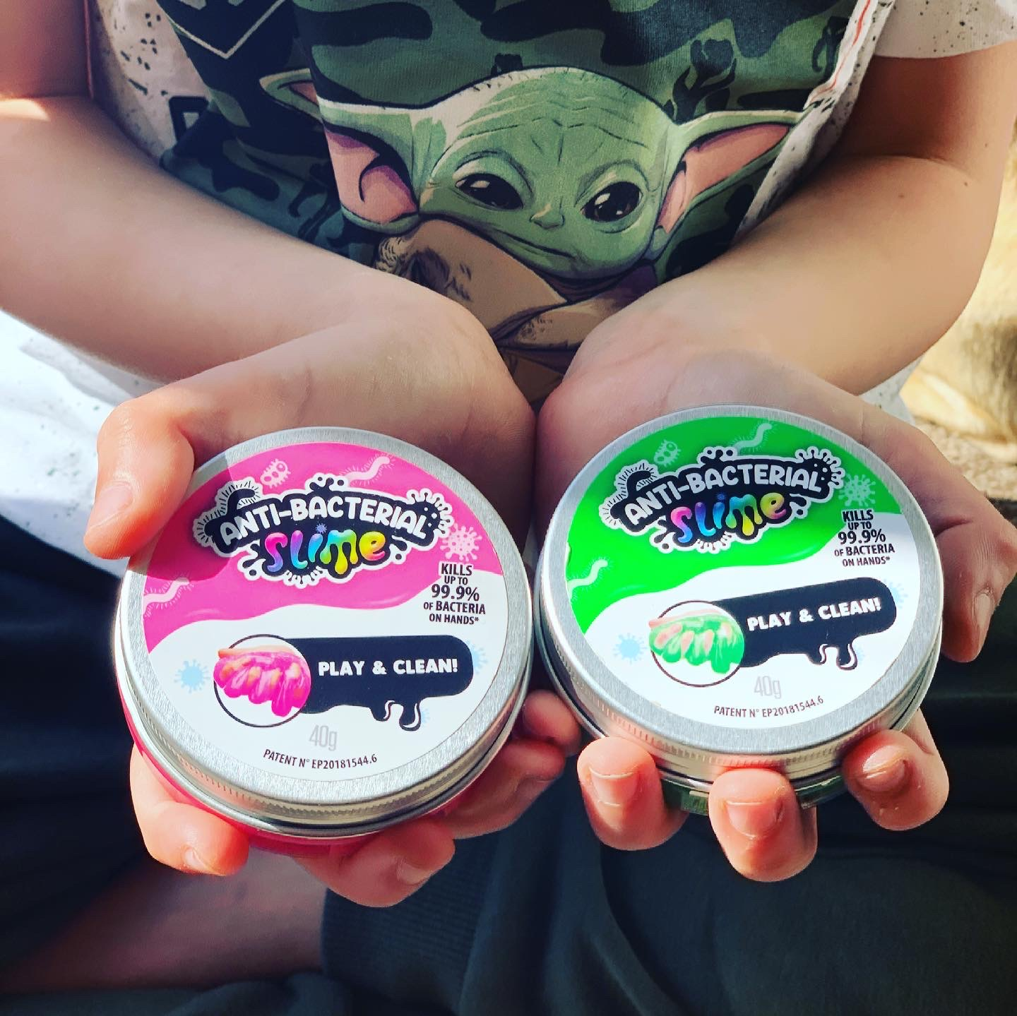 AntiBacterial Slime From Canal Toys #AD
