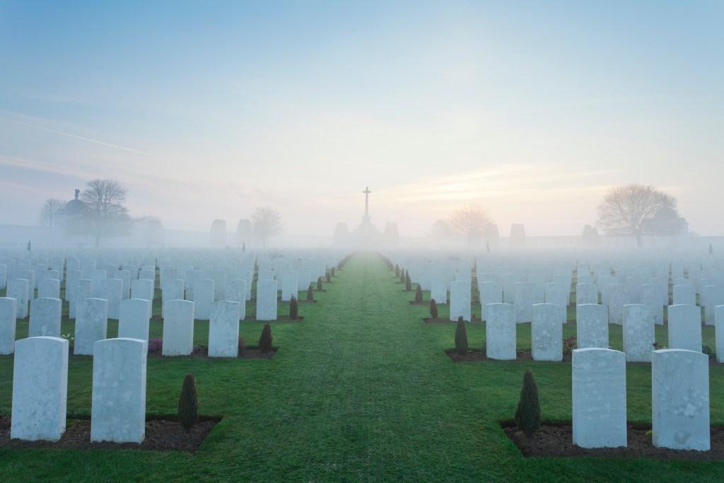Tyne Cot Cemetery - Ypres (c) Westtoer apb
