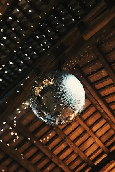 Mirrorball at This Must Be The Place