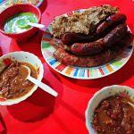 San Cristobal de las casas - Cena-messicana