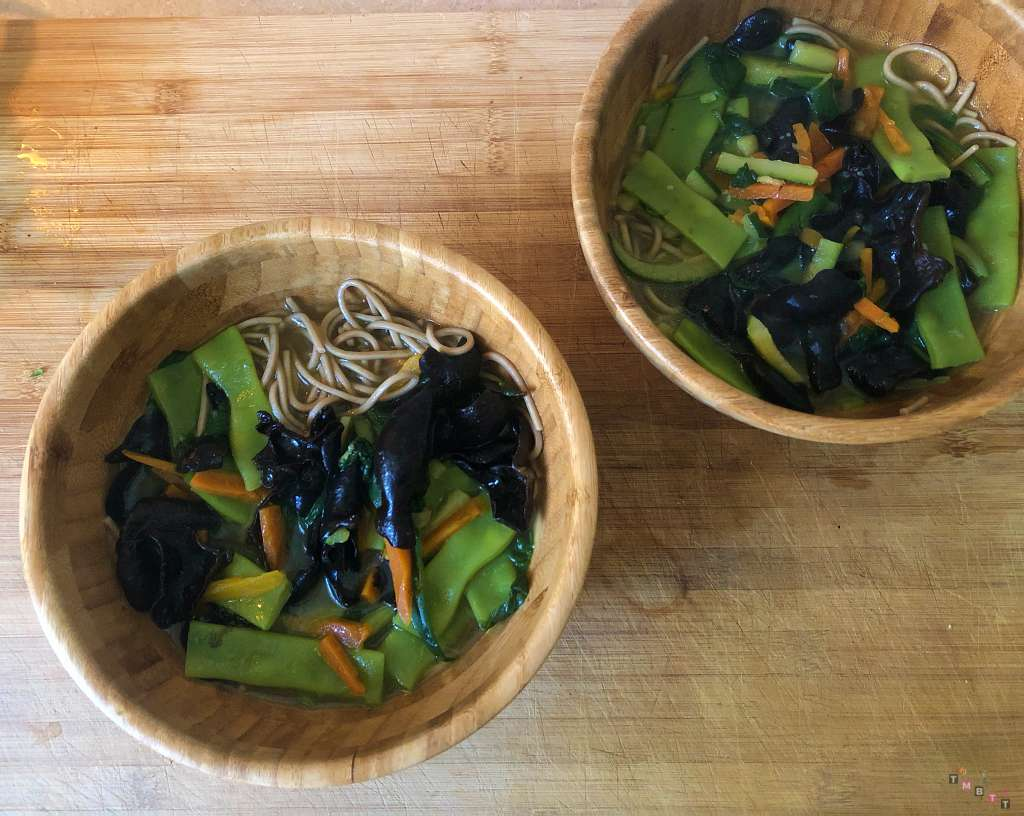 zuppa disintossicante asiatica