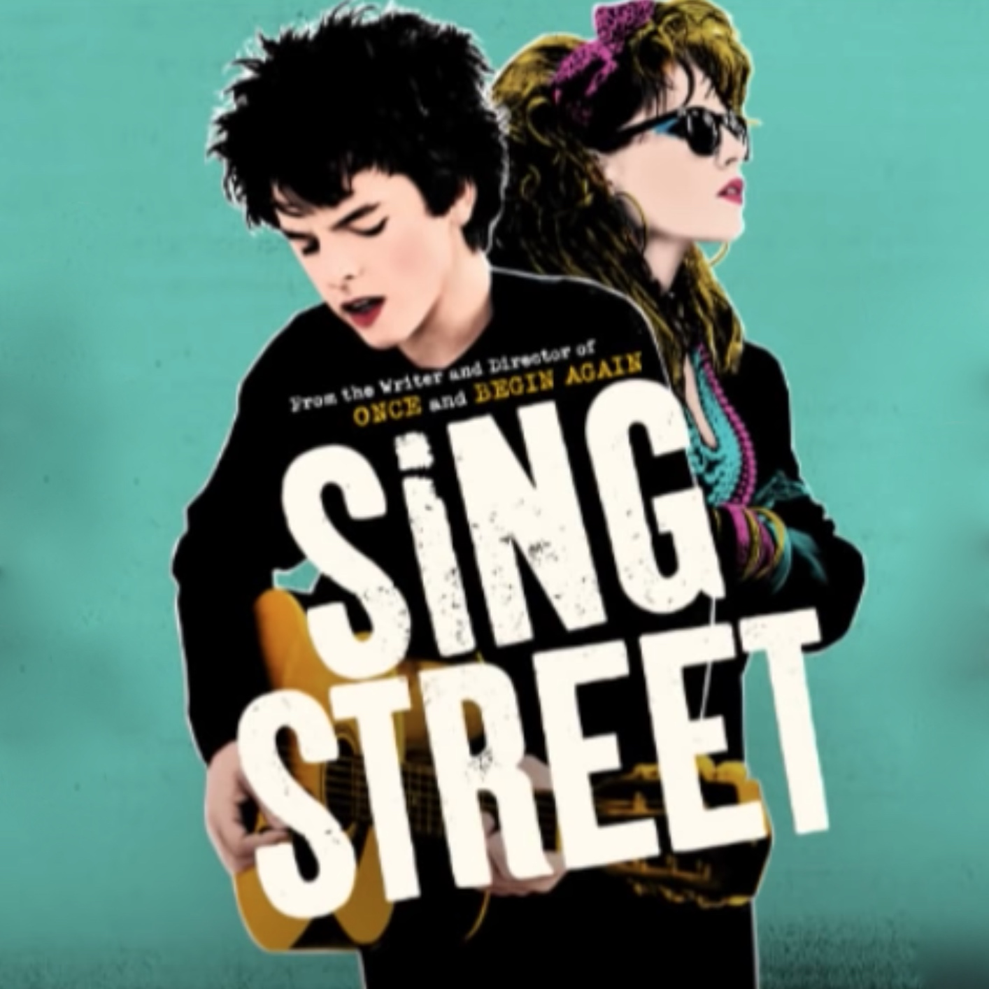 "SING STREET ~ Breaking Boundaries ~  ""Go Now"" Adam Levine"