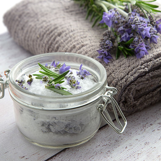 Baths salts can be so soothing for your body! Some of these homemade bath salts can even help with some aches and pains you're having!