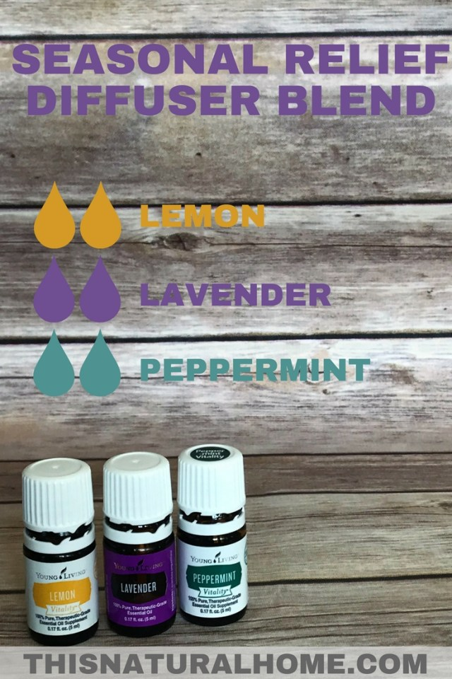 Wondering how to use your Young Living premium starter kit? These genius diffuser blends are a great way to try out your new oils!