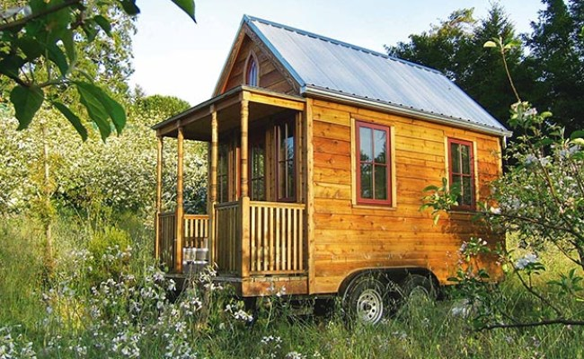 Family Of Five Living Large In A 20sqm Off Grid Tiny House