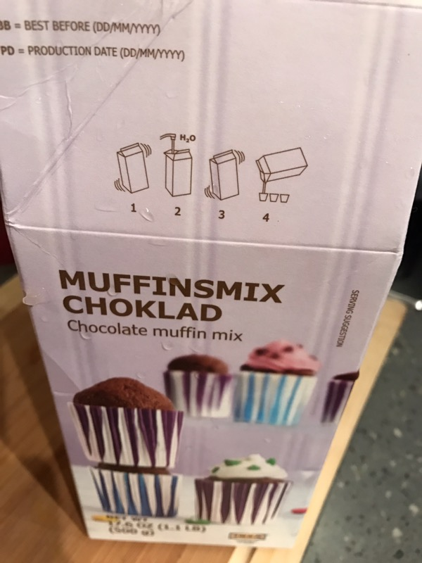 Foodie Friday: MuffinsMix
