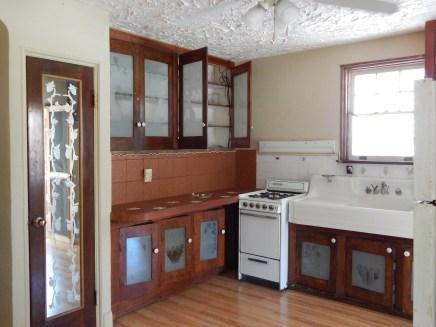 Kitchen before demo