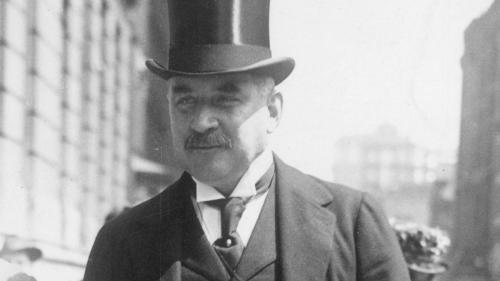 Titanic investor JP Morgan