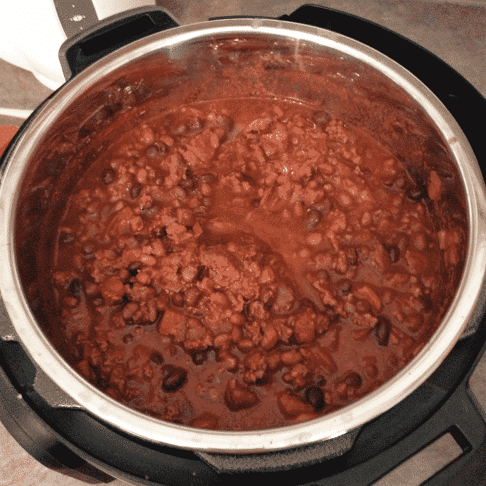 PInstant Pot Chili Con Carne