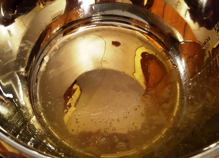 Allow the Pressure Cooker to Fully Heat Before Adding a Fat