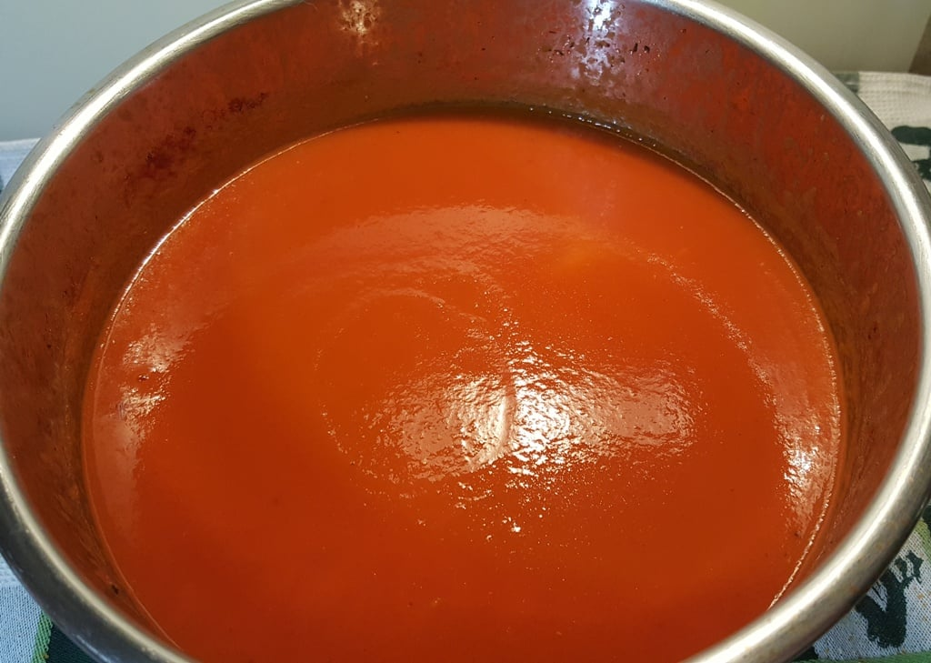 Very Smooth and Luxurious Pressure Cooker Nordstrom Tomato Basil Soup