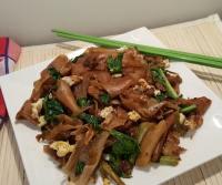 Thai Pad See Ew Stir Fried Noodles