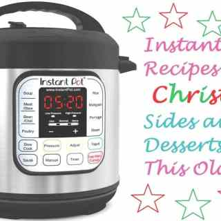 Instant Pot Recipes for Christmas