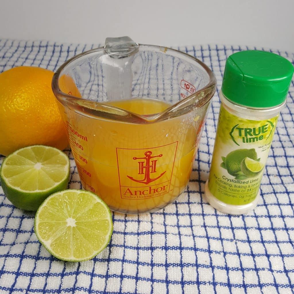 Make your Own Sour Orange Juice
