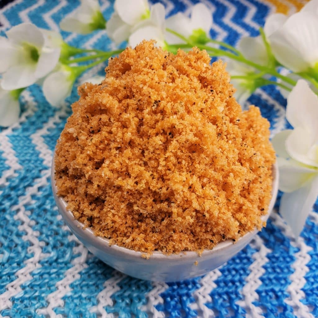 Keto All Purpose Low Carb Breading