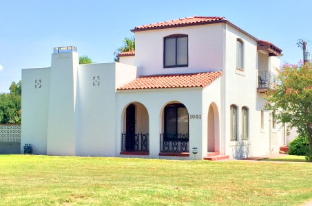 1928 Spanish Colonial Revival