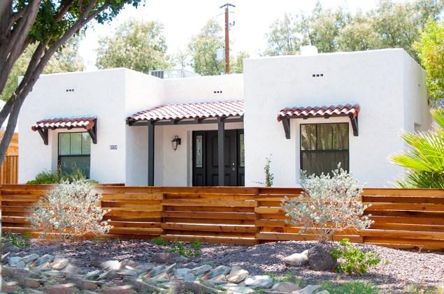 Spanish Bungalow Home