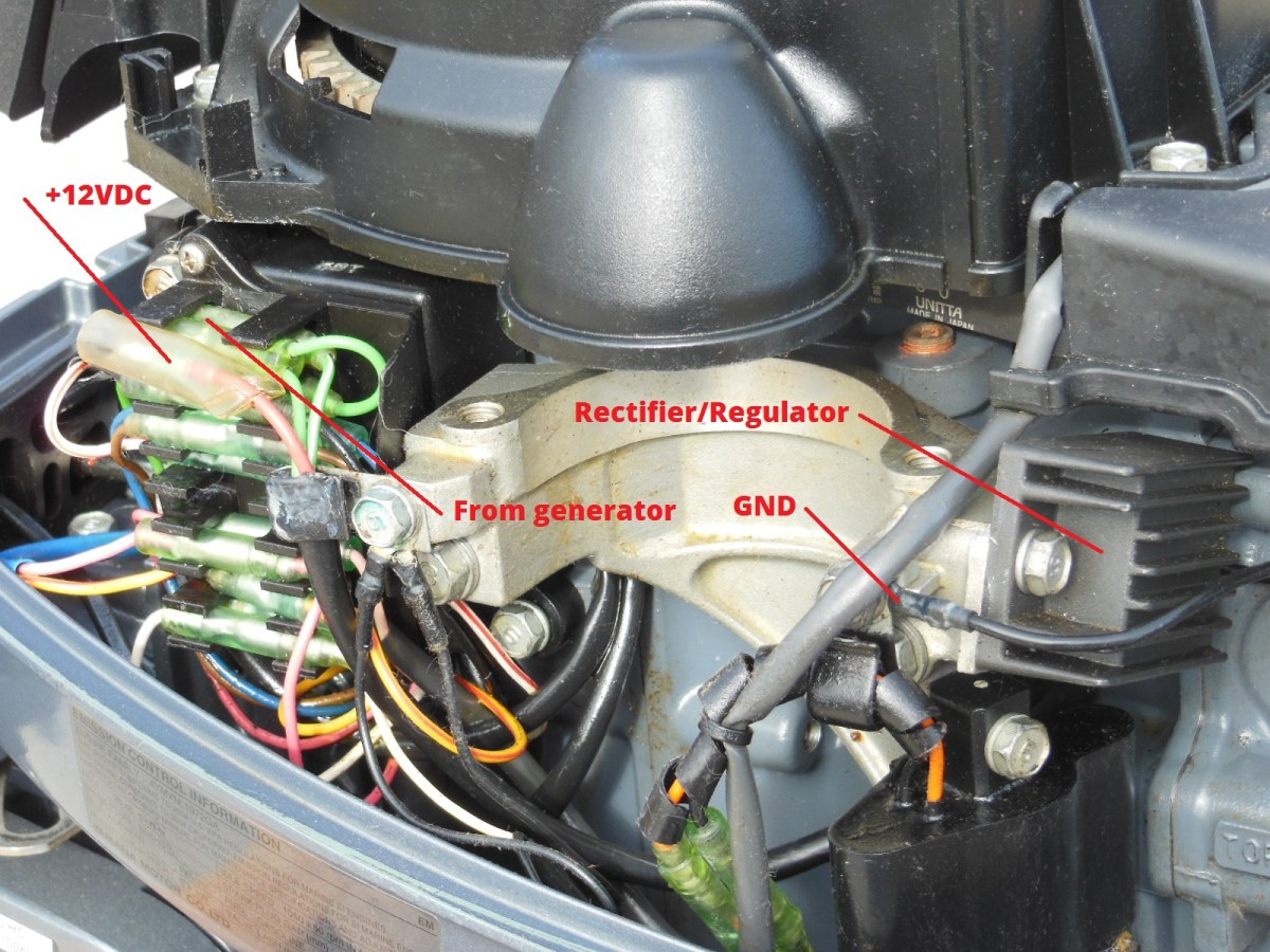 small resolution of yamaha rectifier wiring diagram for 8