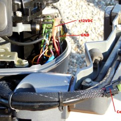 Evinrude Etec 225 Wiring Diagram 1994 Honda Prelude Upgrade Your Outboard Motor To Charge Battery – The $tingy Sailor