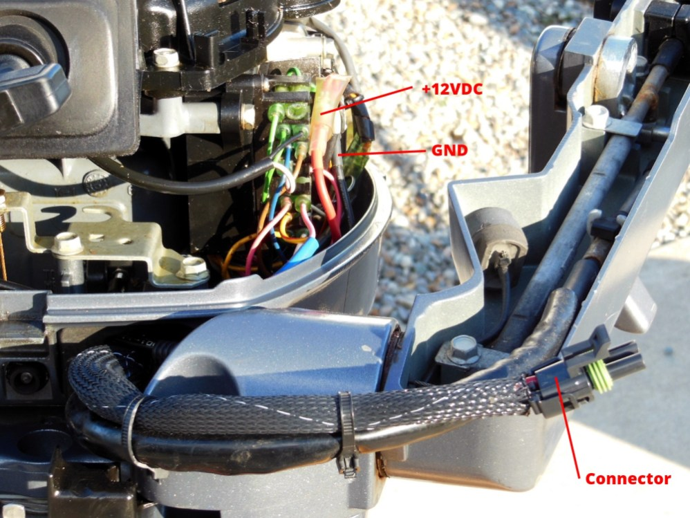 Upgrade Your Outboard Motor to Charge Your Battery – The