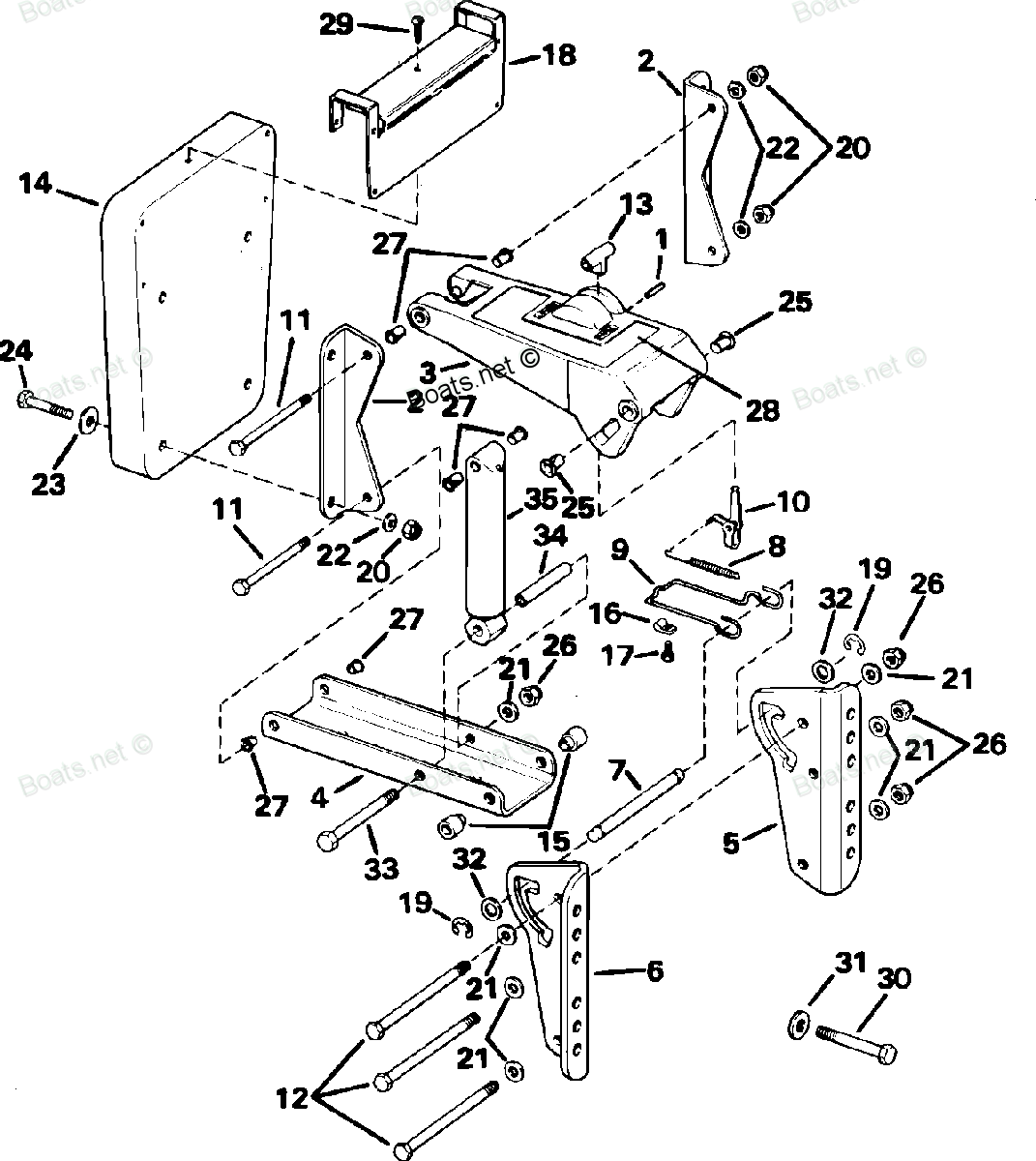 Buick Engine Mount Diagram
