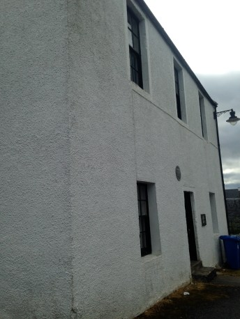 Oldest remaining building in Portree