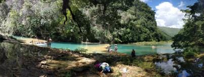 Pools at Semuc Champey