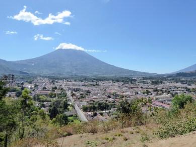 The View from Cerro de la Cruz