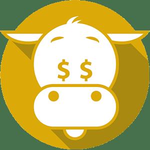 survey cow lockscreen rewards