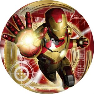 Candy O The Cars Wallpaper Iron Man 3 Cake Icing Image This Party Started